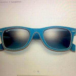 Ray Ban Denim Wayfarer authentic sunglasses